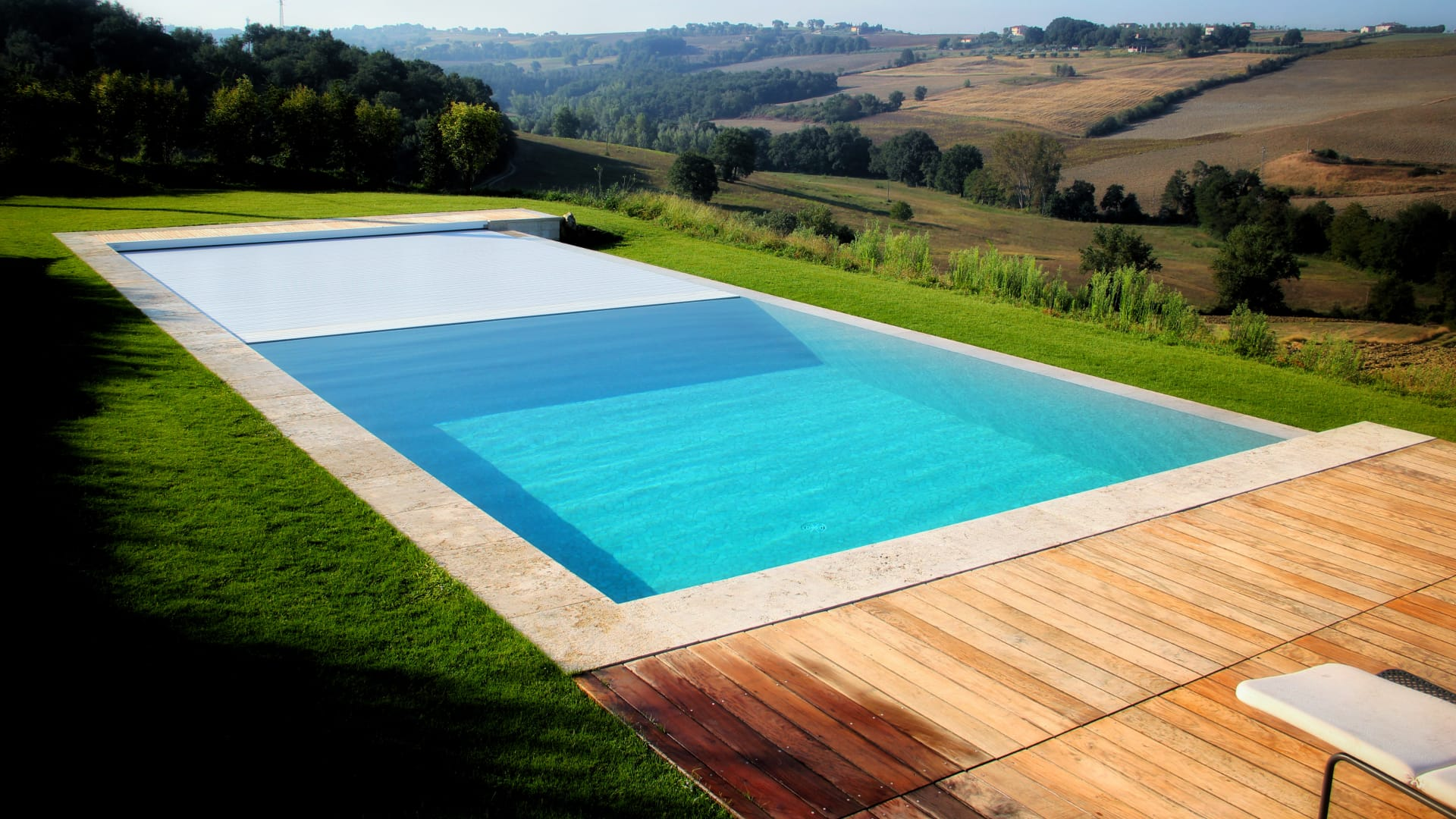 Tensostrutture e coperture piscina e padel Padova   Favaretti Group